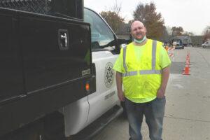 Highway Heavy Construction Worker